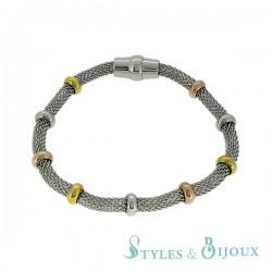 Bracelet en acier pour Femme