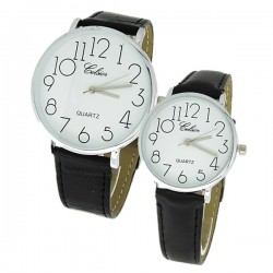 Duo montres Homme Femme