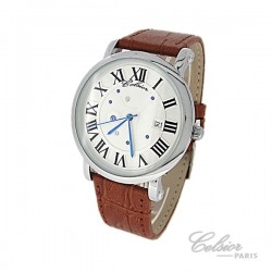 Montre Homme Celsior bracelet cuir