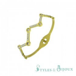 Bracelet acier constellation
