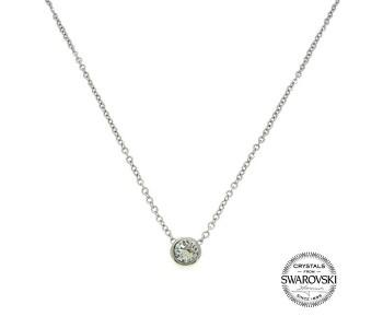 Collier orné de cristaux Swarovski